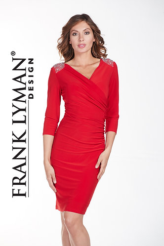 Frank Lyman Red Dress