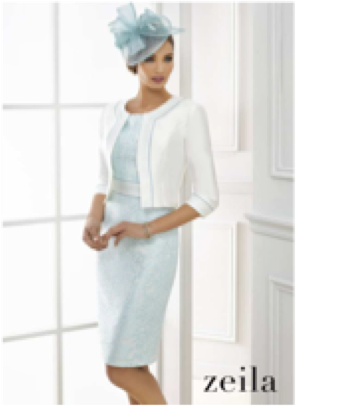 Stunning Zeila Mother of the Bride  Outfit