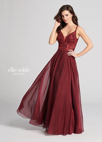 Ellie Wilde Stunning Prom Dress