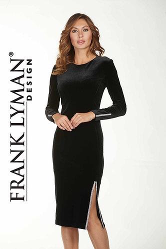 Frank Lyman Velvet Dress