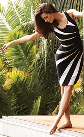Joseph Ribkoff Iconic Trademark Dress