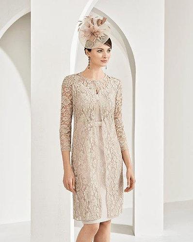 Rosa Clara Beautiful Dress & Lace Coat