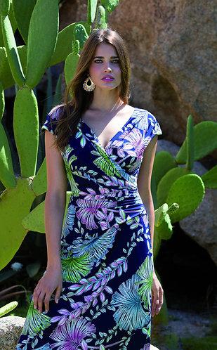 Michaela Louisa Crossover dress