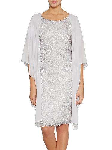 Gina Bacconi Shawl Dress