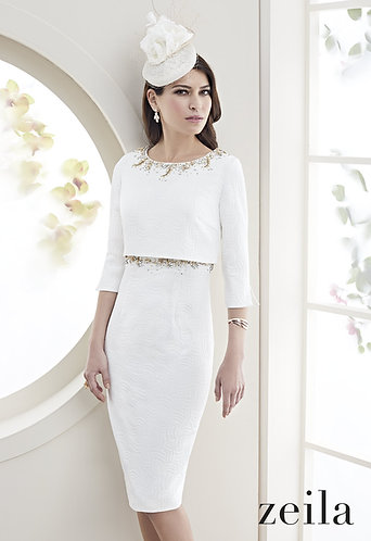 Cabotine Mother of the Bride Dress and Jacket