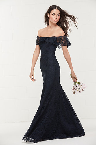 Wtoo Bridesmaid Dress in  Lace