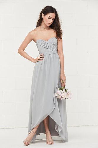 Stunning Chiffon Watters Bridesmaid Dress