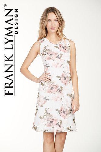 Frank Lyman Chiffon Dress