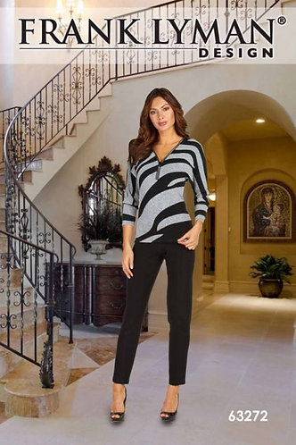 Frank Lyman Sequined Top