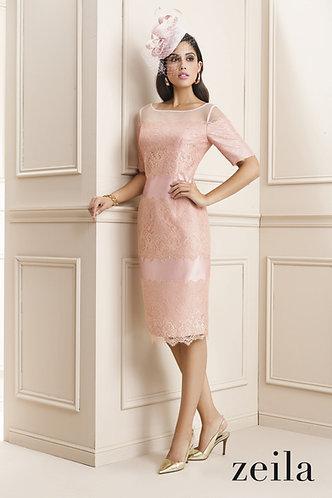 Cabotine Stunning Lacy Dress & Jacket
