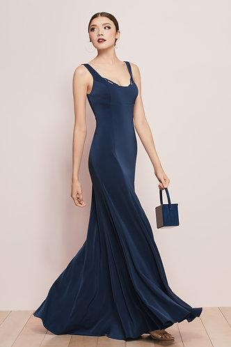 Classic Watters Bridesmaid Dress