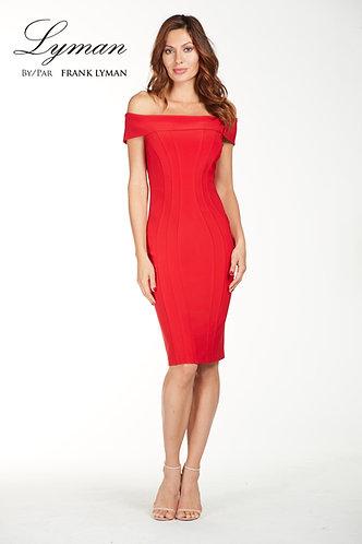 Lyman Off the Shoulder Dress