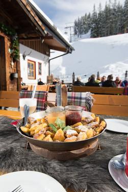 Hüttenkulinarik in Gastein