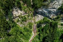 Gadaunerer Schlucht Höhenweg Bad Hofgastein