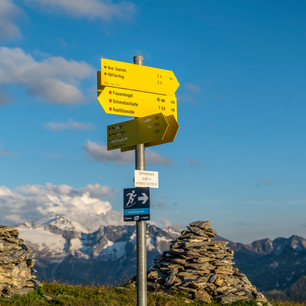 Permanente Trailrunning-Strecken