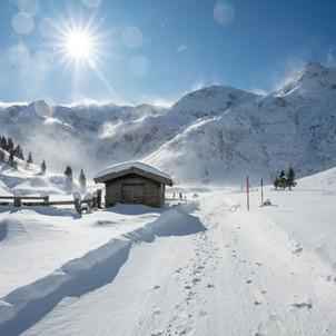 Winter in Gastein