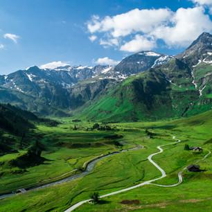 Nationalpark Hohe Tauern in Sportgastein