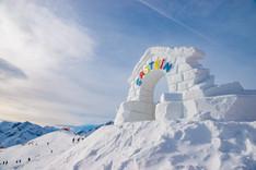 Art on Snow Wettbewerb