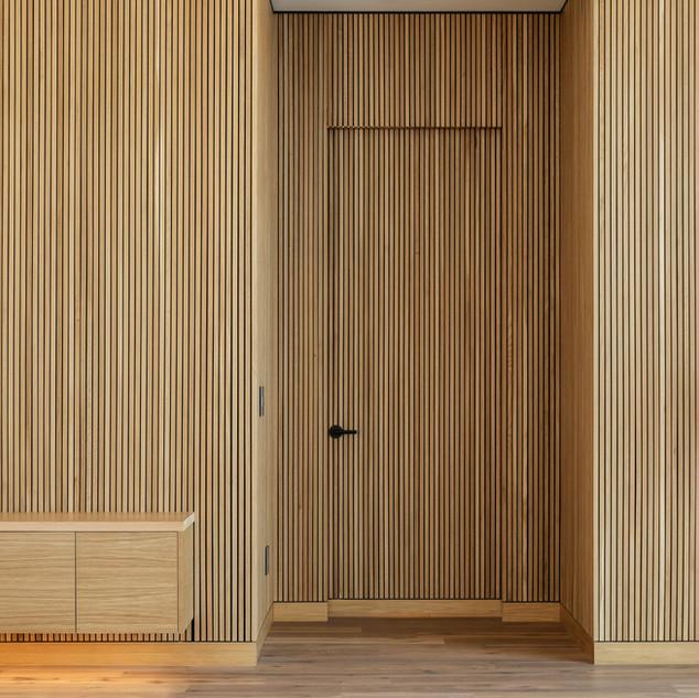 Hidden Master Bedroom Entrance