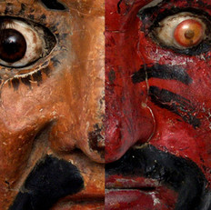 GUATEMALAN MASKS: A HOLY & MAGICAL OBJECT OF TRANSFORMATION