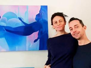 Gli artisti Italiani Delta N.A. nel video progetto della Building Bridges Art Exchange Foundation di