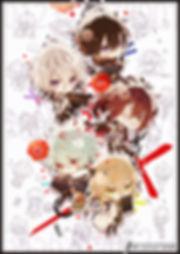 舞台『Collar×Malice』夏目ウタ先生描き下ろしイラスト.jpg