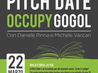 Pitch Date - Occupy Gogol