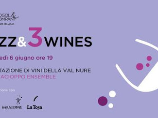 jazz&wines - mercoledì 6 giugno