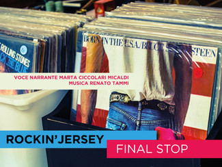 ROCKIN' JERSEY| FINAL STOP - martedì 9 luglio