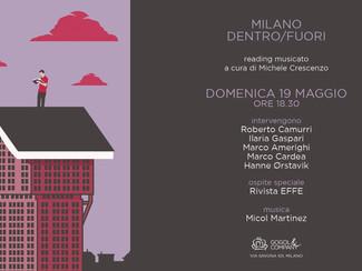 MILANO DENTRO/FUORI - domenica 19 maggio