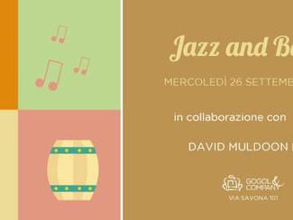 jazz&beer con Muttnik - mercoledì 26 settembre