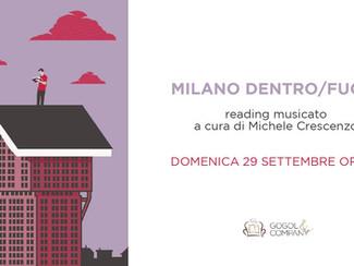 Milano Dentro/Fuori - domenica 29 settembre