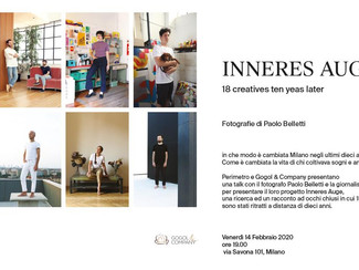 INNERES AUGE - 18 creatives ten years later - venerdì 14 febbraio