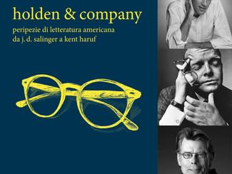 HOLDEN&COMPANY da GOGOL&COMPANY - mercoledì 17aprile