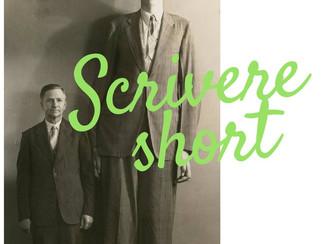 SCRIVERE SHORT! un corso sulle scritture brevi: dal verso al post