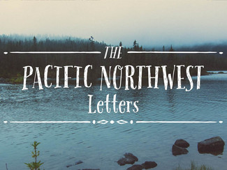 Pacific Northwest - Percorso di Letteratura Americana on the road
