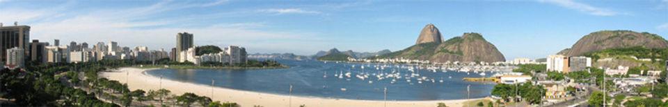 Enseada de Botafogo Rio de Janeiro