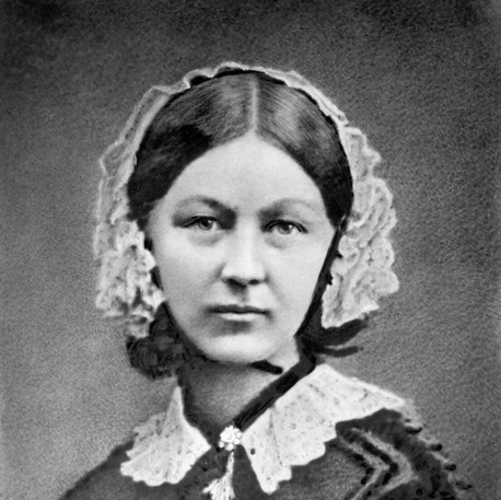 Ms. Florence Nightingale OM, RRC, DStJ