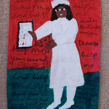 Help Me Lord Circa 1970-1975, 'Women Who Dared' Collection