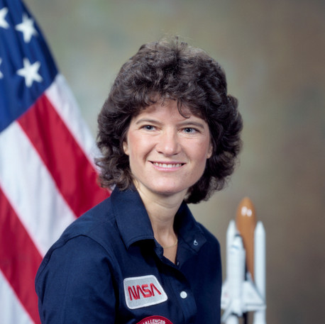 Dr. Sally Ride, Ph.D.