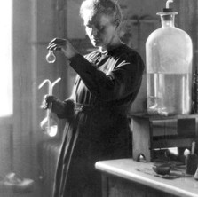 Dr. Marie Curie, Ph.D.