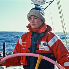 Tracy Edwards, MBE