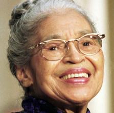 Ms. Rosa Louise Parks