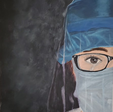'Year of the Nurse' by Maria Masella