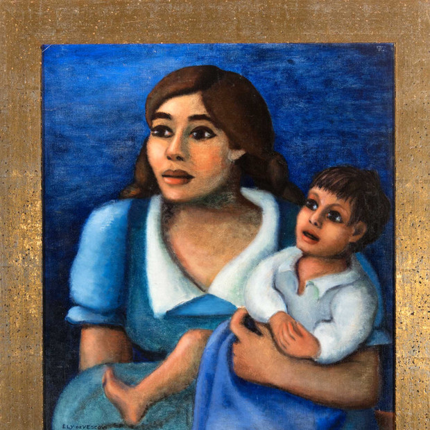 Mother and Child, 1936