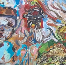 'Nurse Hero Mural' by Denise Katz Howick