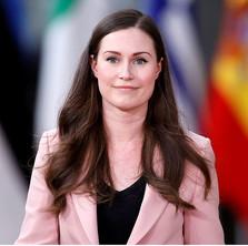 Sanna Mirella Marin, Prime Minister of Finland