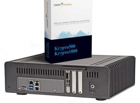 Krypto500 & Krypto1000 support Daqscribe Recorders for COMINT mission platforms