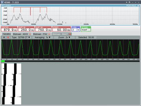 Krypto500's Analysis Power: signals and bit-level analysis