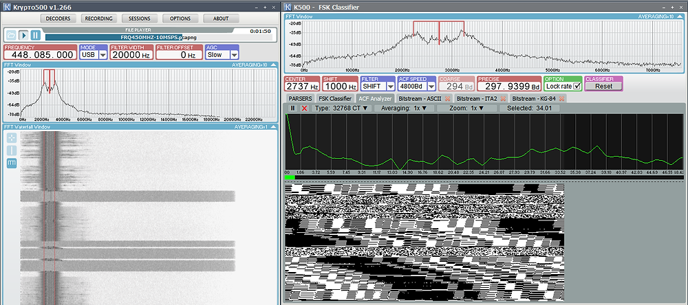 SIGINT | COMINT | Krypto500  | Krypto1000 | Decoding | Decoder | HF VHF UHF Decoder | Trunk Mobile Radio | Electronic Warfare (EW) | Electronic Attack (EA) | Electronic Support Measures (ESM) | radio monitoring
